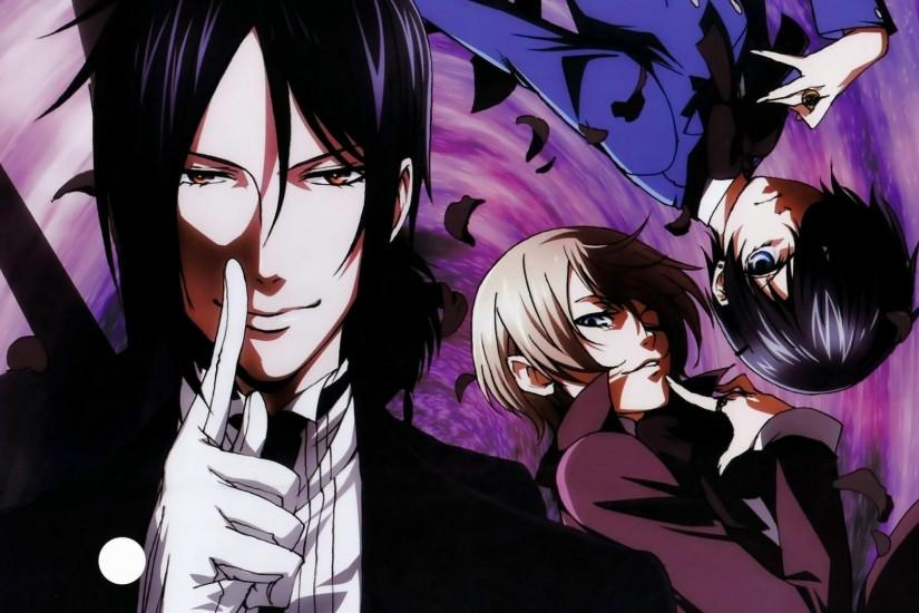 free download black butler wallpaper 1920x1080 for hd