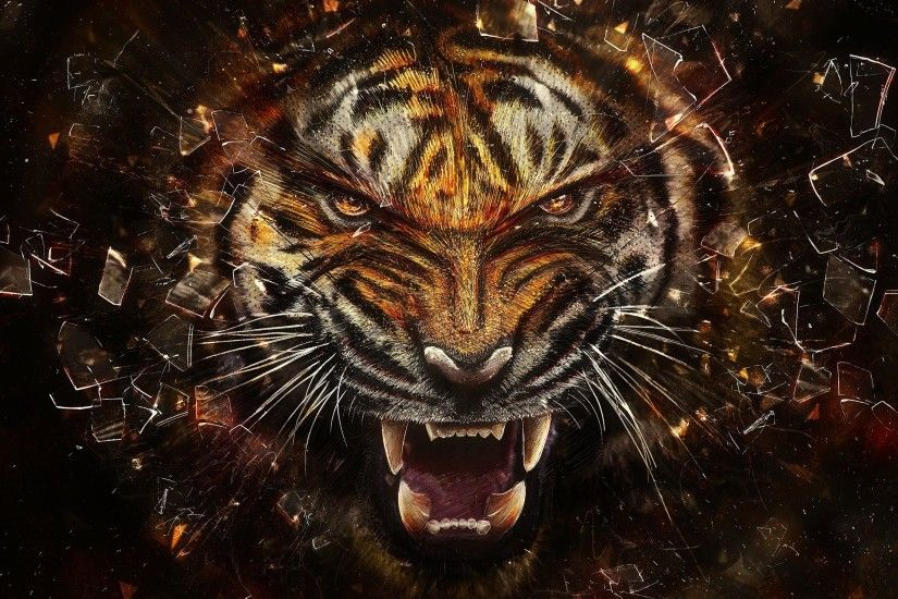 Full HD 1080p Tiger Wallpapers HD, Desktop Backgrounds 1920x1080 .