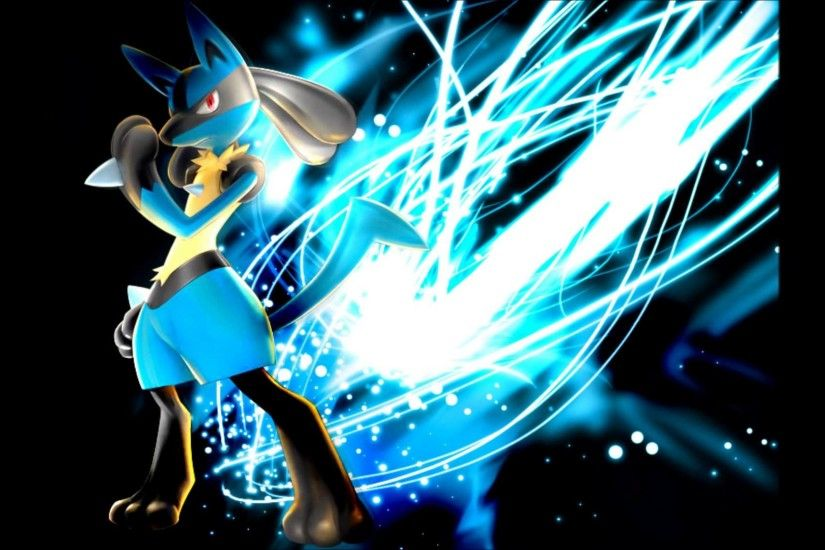 Wallpapers For > Lucario Wallpaper Hd