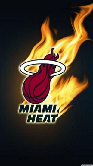 miami heats wallpaper