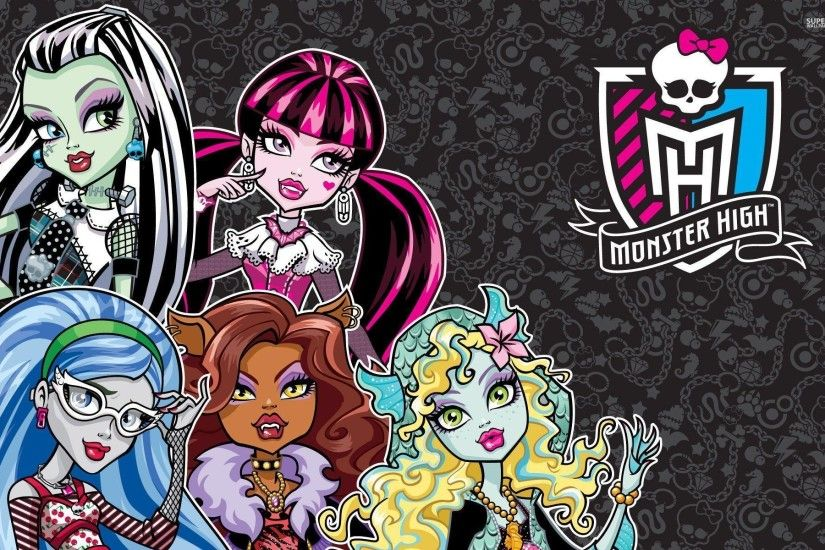 Monster High wallpaper - Game wallpapers - #