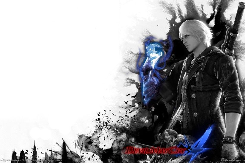 HD Wallpaper | Background ID:706010. 1920x1080 Video Game Devil May Cry 4