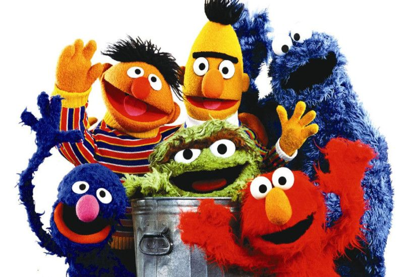 Sesame Street One wallpapers and stock photos