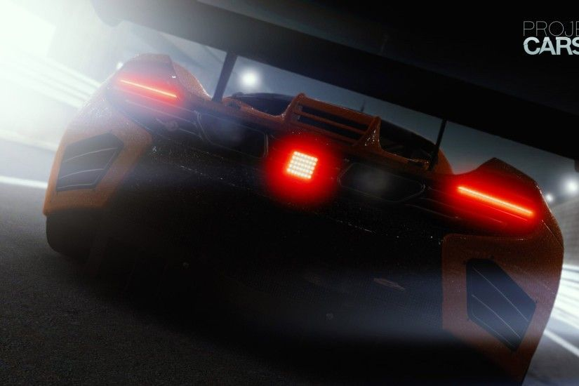video Games, McLaren MC4 12C, McLaren MP4 12C GT3, Project CARS, Car