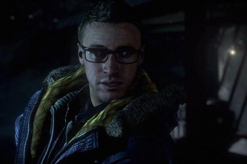 SoulsandSwords 26 12 Until Dawn - Chris - Please Stay Here by Drive637