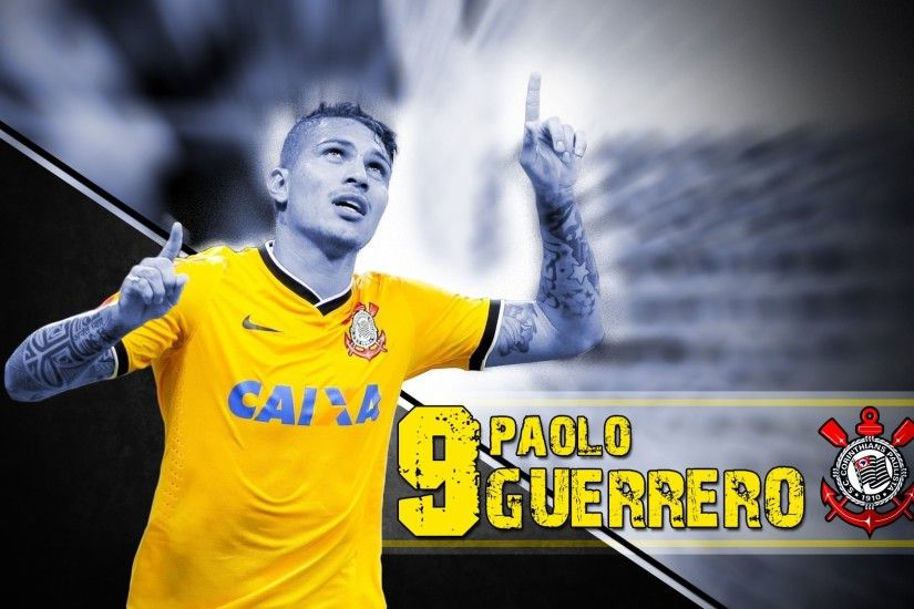 Corinthians, Soccer, Paolo Guerrero Wallpapers HD / Desktop and Mobile  Backgrounds