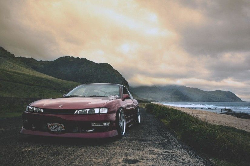 11 Nissan Silvia S14 Wallpapers | Nissan Silvia S14 Backgrounds