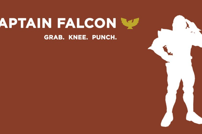 Captain Falcon Wallpaper by ItsNyteShadows Captain Falcon Wallpaper by  ItsNyteShadows