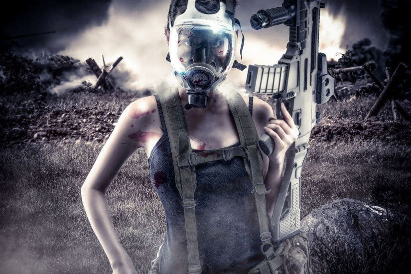 Gas Mask Wallpapers (82 Wallpapers) – HD Wallpapers ...