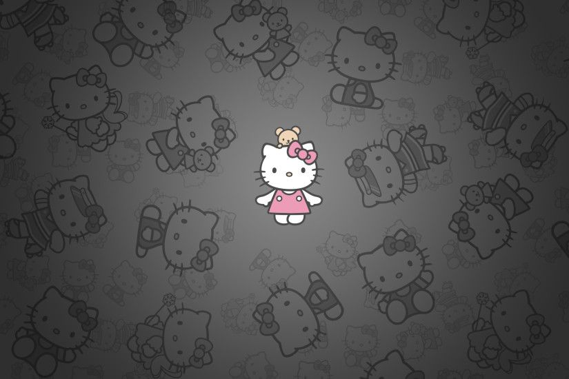 Hello Kitty Wallpaper Desktop Black Image Gallery - HCPR 90 Hello Kitty  Wallpaper Backgrounds ...