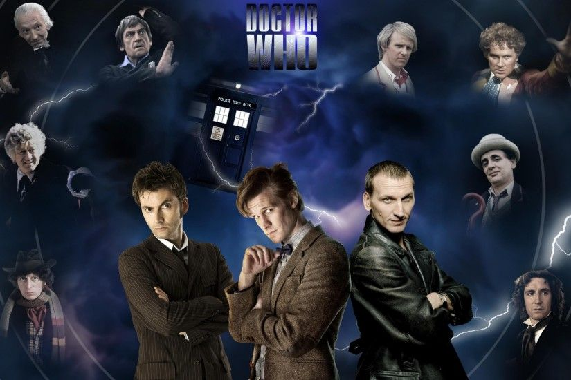tardis david tennant matt smith fourth doctor tom baker doctors eleventh  doctor paul mcgann doctor w
