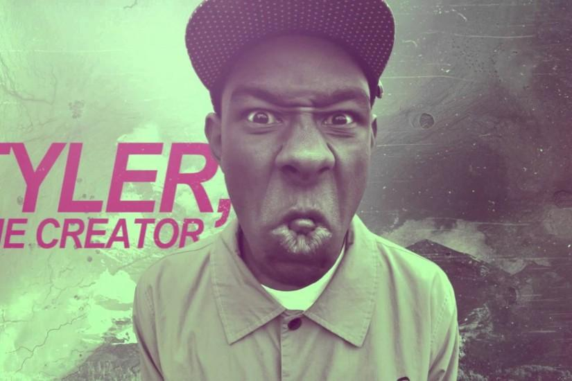 Tyler The Creator - Look (HD) Instrumental