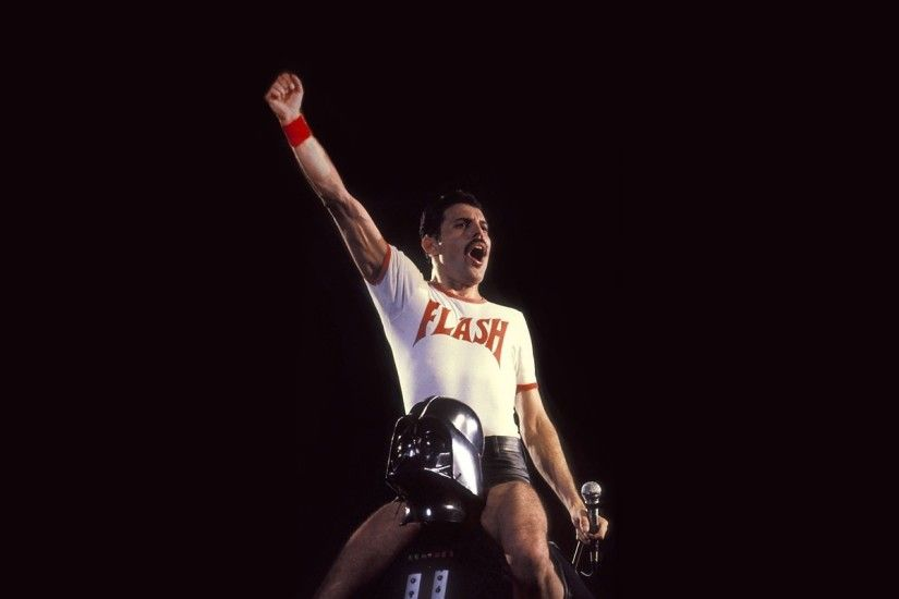 Darth vader Freddie Mercury Wallpaper HD 2560x1600.