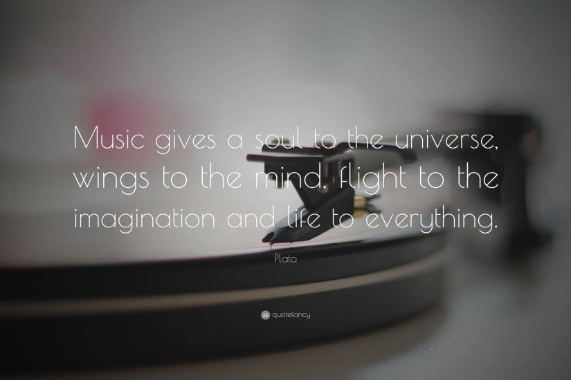 Music Quotes Wallpaper Widescreen for Desktop 3840x2160 px 807.70 KB