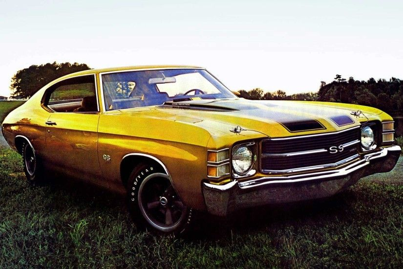 chevrolet chevelle wallpaper