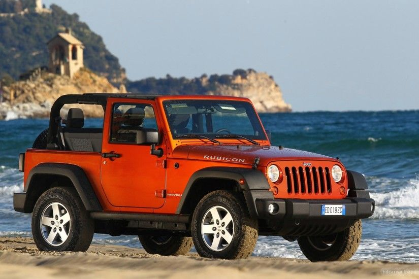 Top 20 Jeep Wrangler Wallpapers