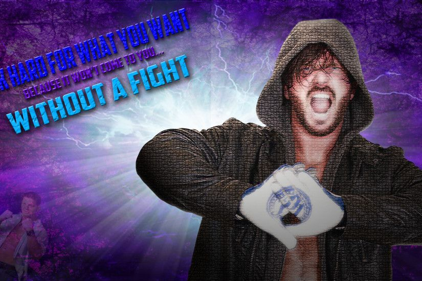 ... WWEACProductions WWE Custom AJ Styles Wallpaper 2016 by WWEACProductions