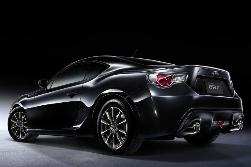 Subaru BRZ wallpapers