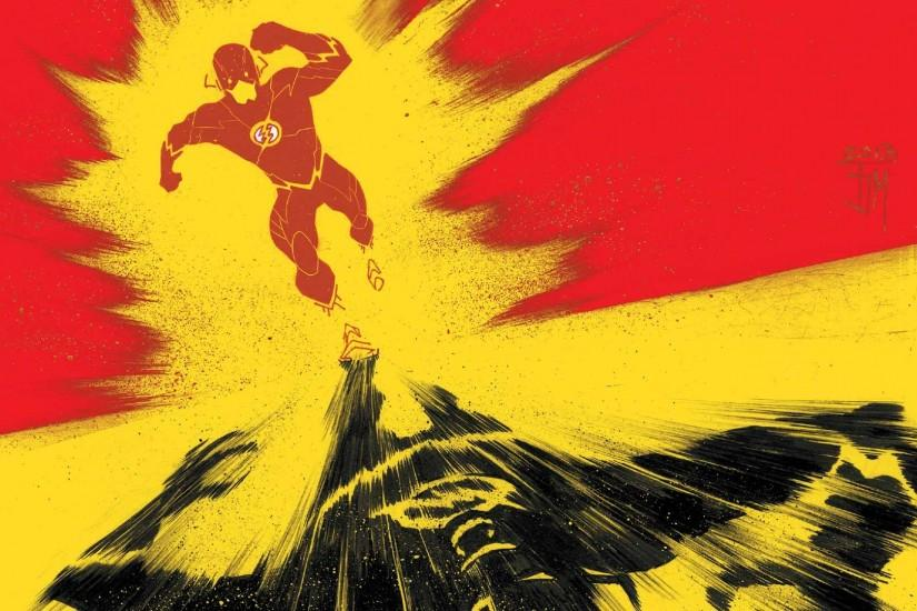 large the flash wallpaper 1920x1080
