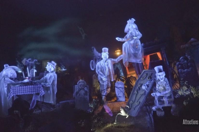 widescreen haunted mansion wallpaper 1920x1080