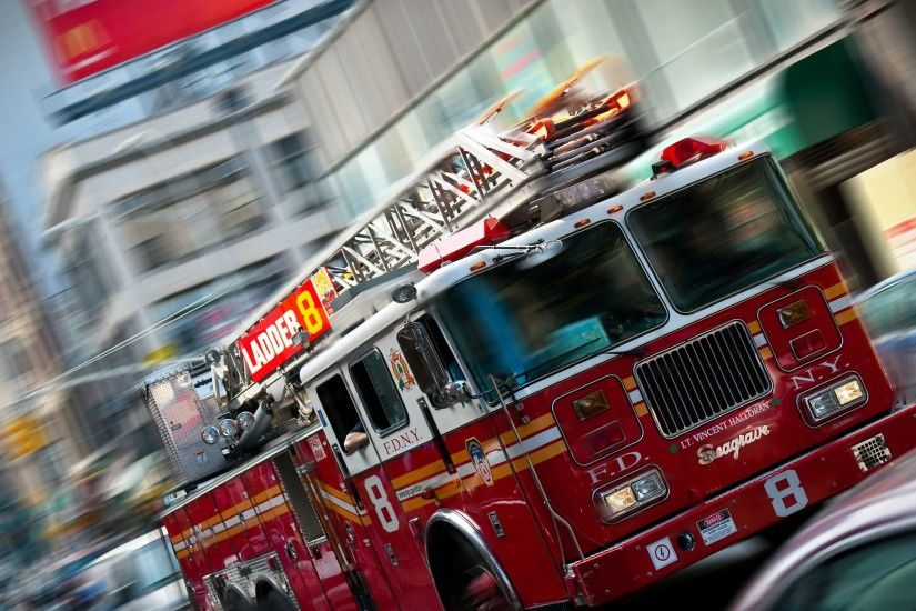 #1695942, HDQ Images fire truck picture
