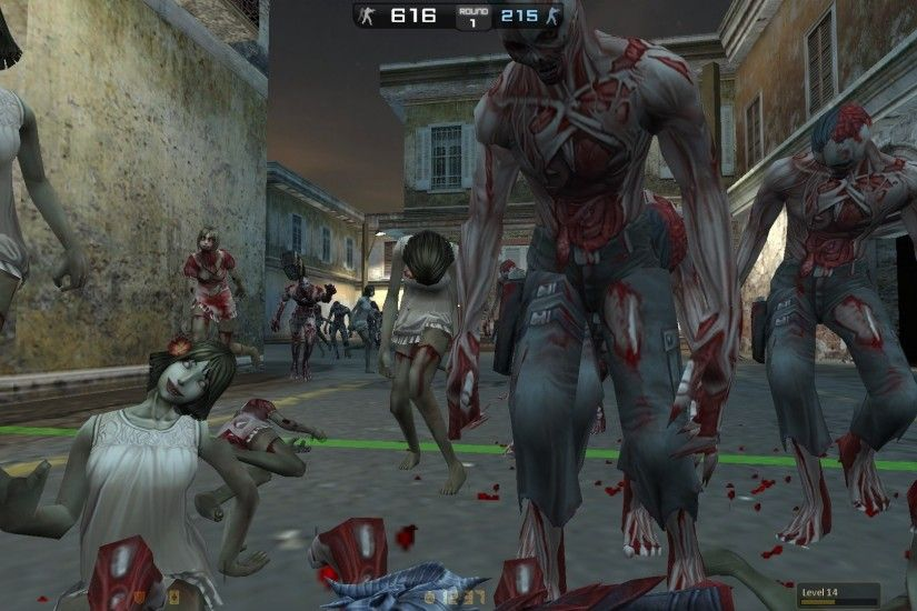 ... Counter-Strike Nexon: Zombies desktop wallpaper