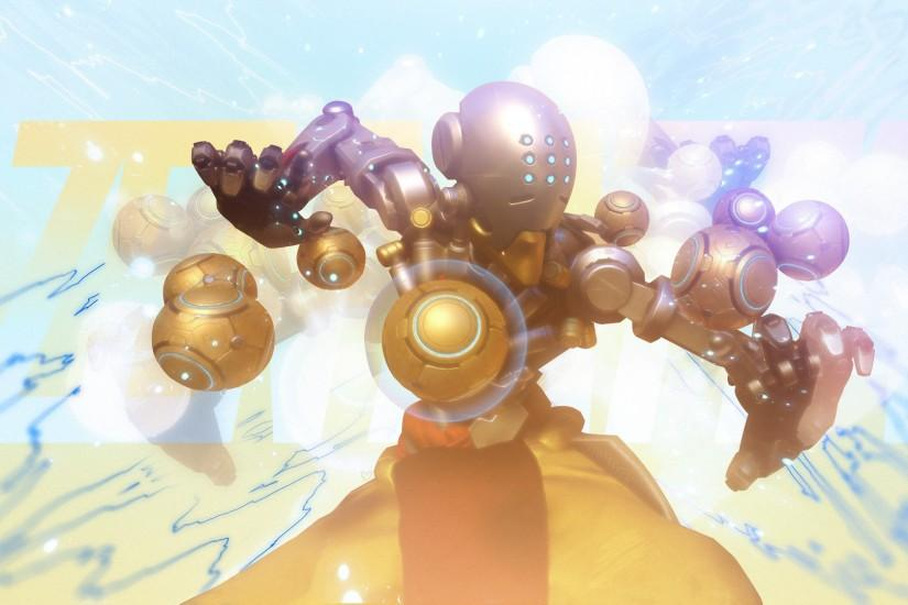 zenyatta wallpaper 1920x1080 free download
