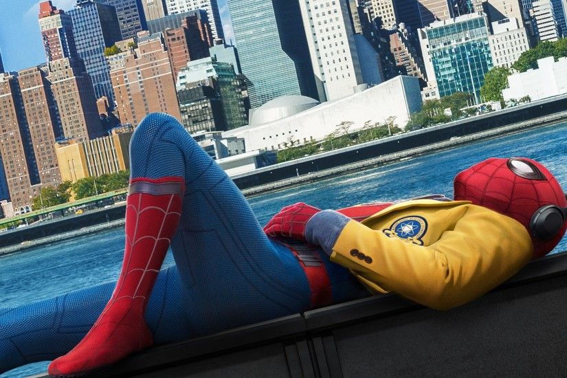 81 Spider-Man: Homecoming HD Wallpapers | Backgrounds - Wallpaper Abyss
