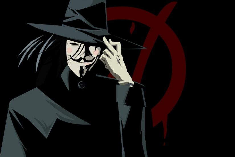 V For Vendetta 712729