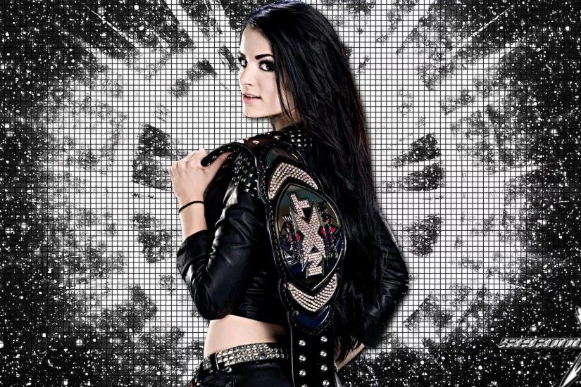 WWE Stars In the Night Paige 2nd Theme Song 1920x1080