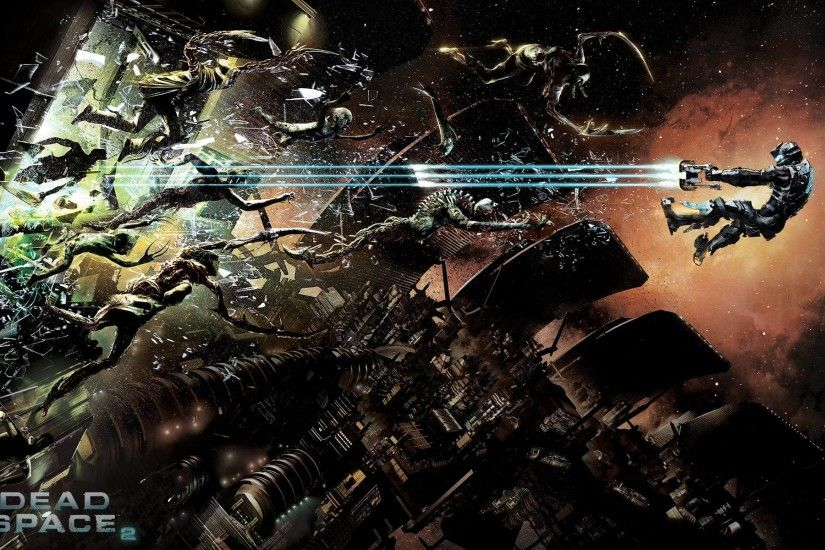 Dead Space 3 wallpaper - 852575