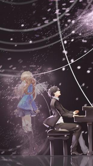 Image result for your lie in april wallpaper