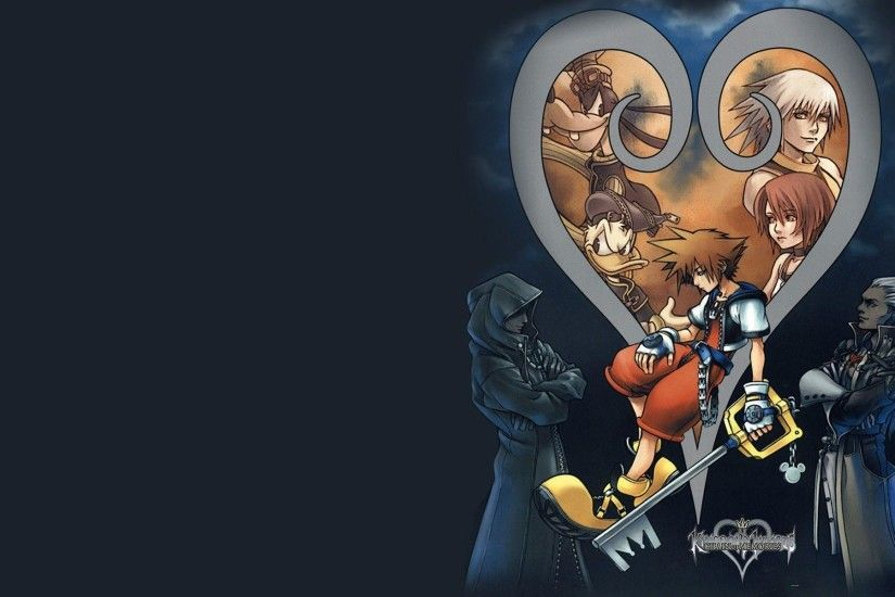 The Images of Kingdom Hearts Sora Goofy Donald Duck Riku 1920x1200 .