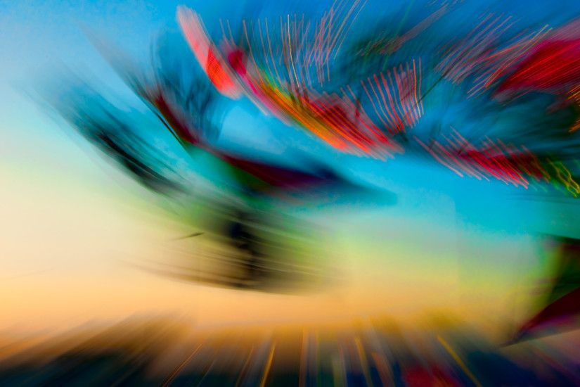 Abstract Photography Color