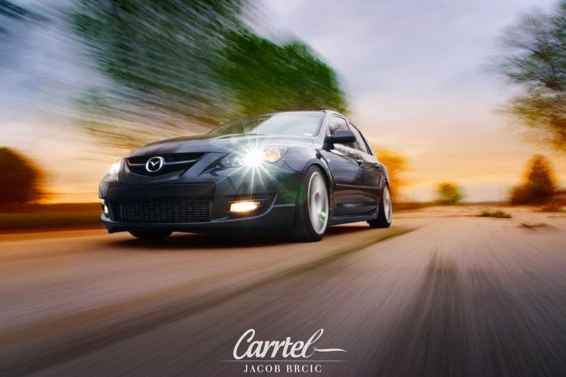Mazdaspeed 3 Wallpapers - Wallpaper Cave Mazdaspeed & Mazda Gallery ...