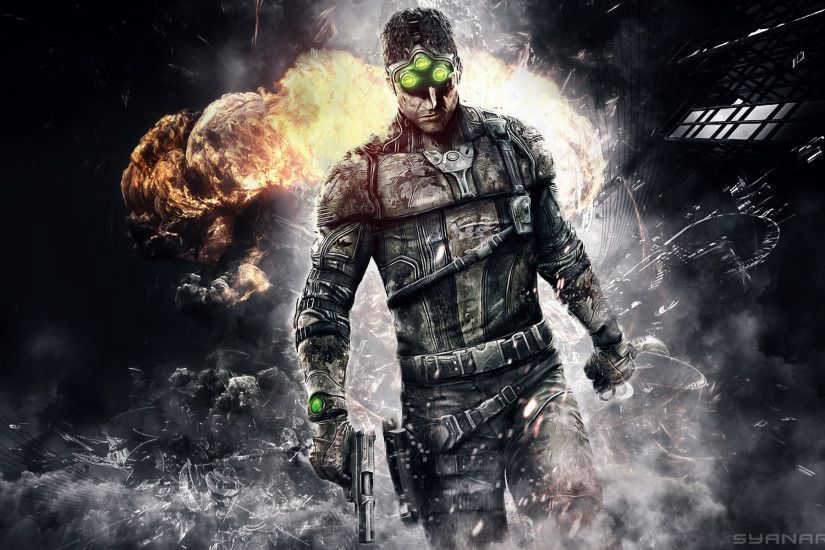 Tag: Splinter Cell: Blacklist, wallpaper, popular