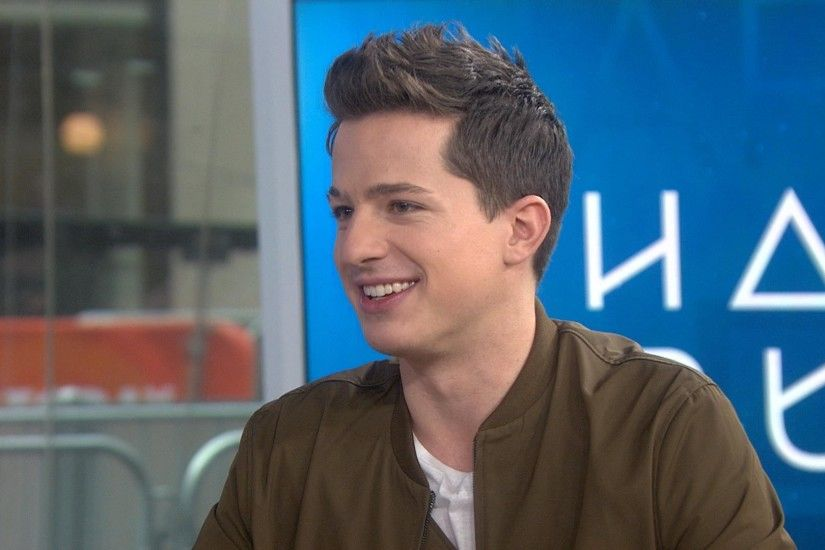 Charlie Puth attempts an English accent to describe meeting Harry Styles -  NBC News