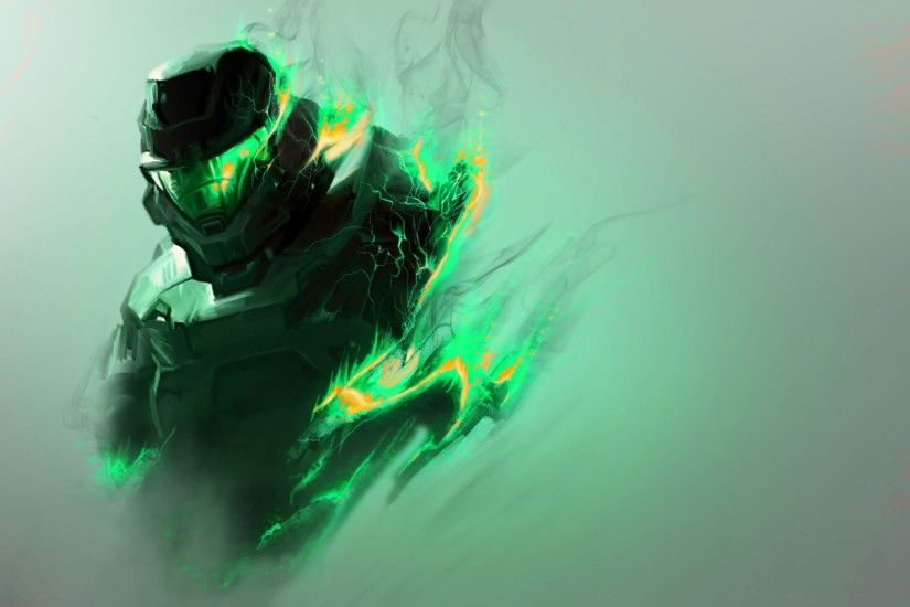 Master Chief - Halo wallpaper #5661