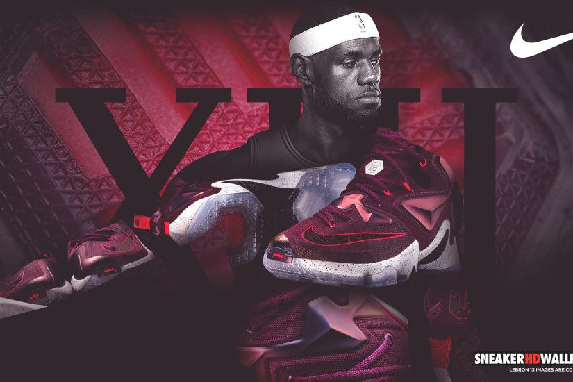 Download links: LeBron 13 HD wallpaper