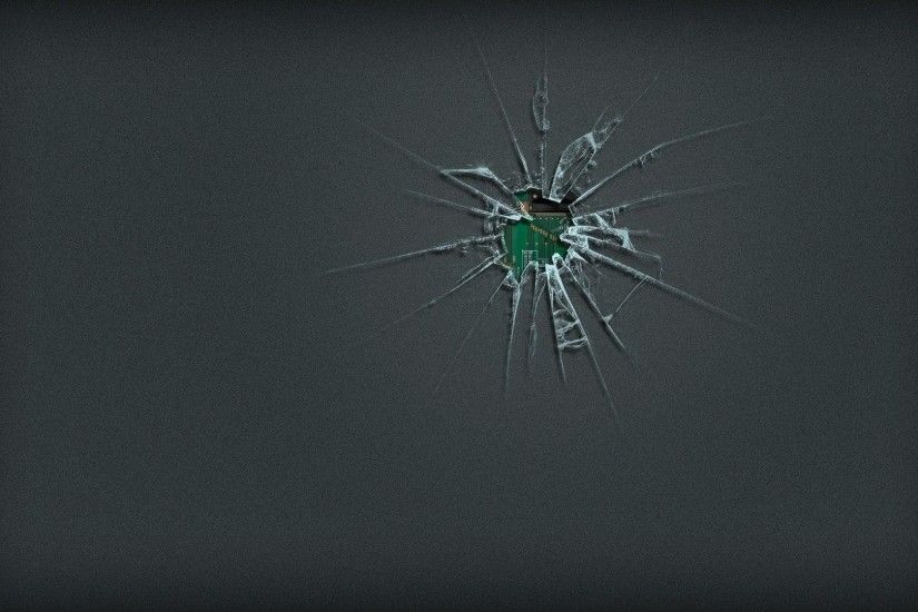 Cracked Screen Wallpaper HD Resolution - dlwallhd.