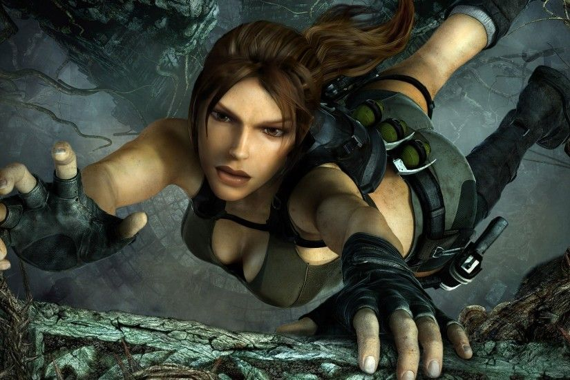 Tomb Raider Underworld Game Widescreen wallpapers (48 Wallpapers)