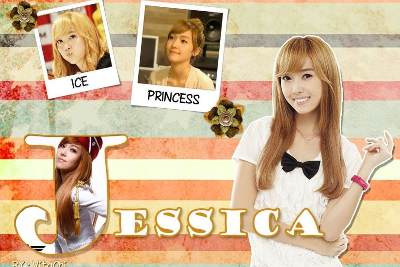 I Love Jessica Wallpaper - WallpaperSafari