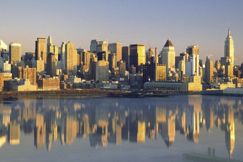 New York City Background - HD Wallpapers