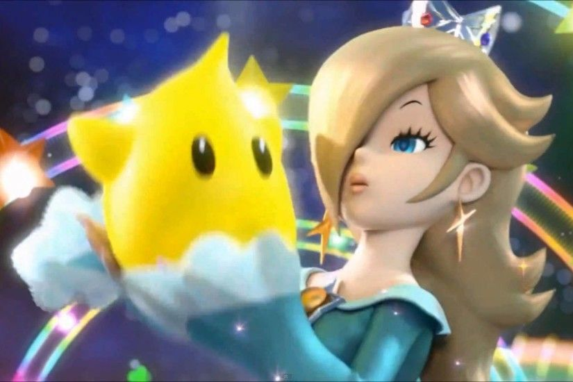 Thoughts on Rosalina Smash Wii U/3DS Reveal