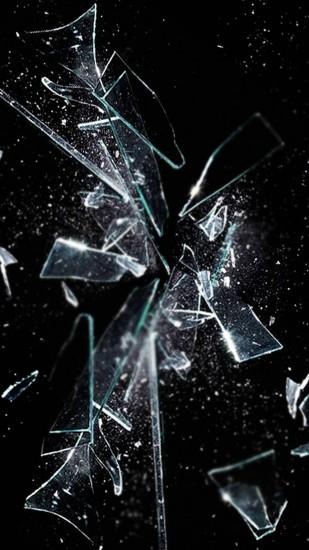 large cracked screen wallpaper 1080x1920 for windows