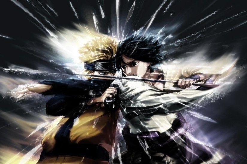 Naruto vs Sasuke Wallpaper ·① WallpaperTag