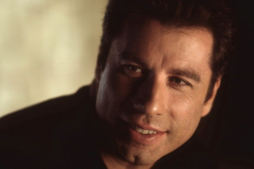 John Travolta, Smile, Face, Actor, Man, Celebrity wallpaper and background