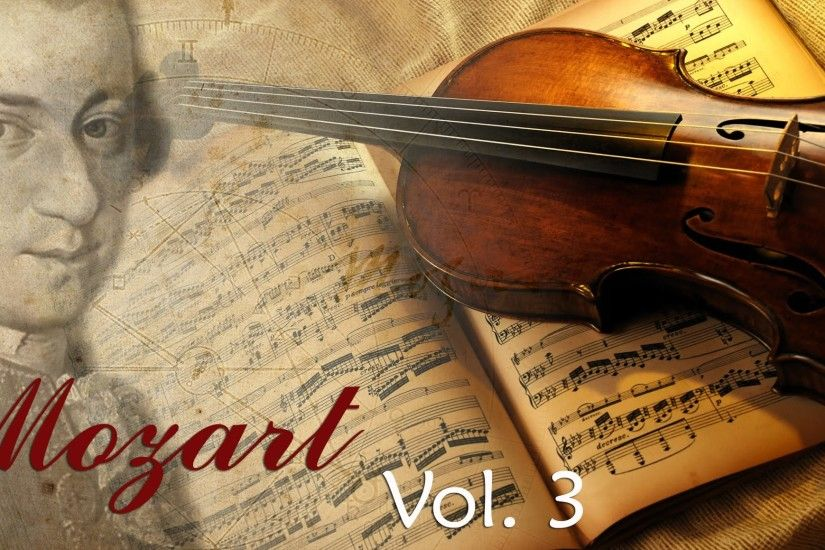 Mozart for Studying and Concentration Vol. 3 - Classical Music for Studying  - Study Music Playlist - YouTube