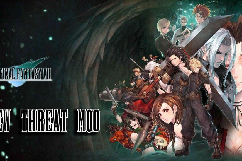 Final Fantasy VII New Threat mod - YouTube