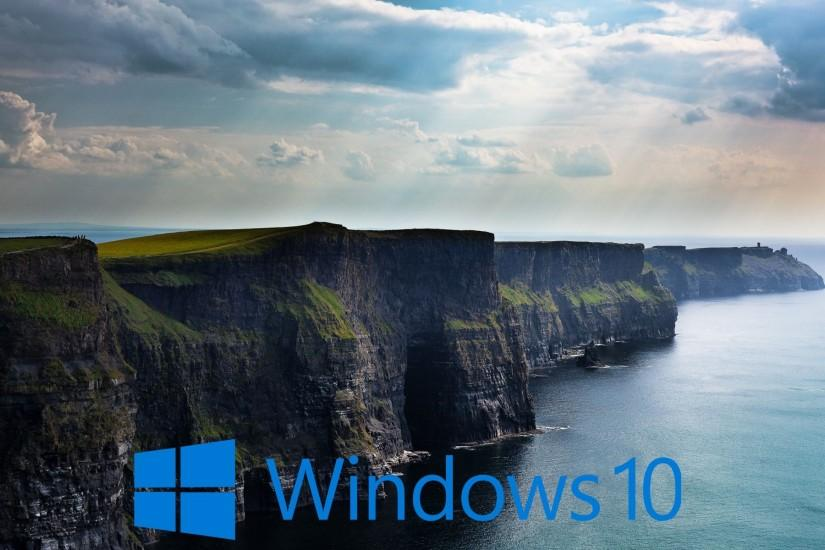 Windows 10 Nature HD Wallpaper | HD Wallpapers, Gifs, Backgrounds, Images